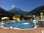 Mayrhofen pool.
