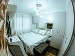 O Mondrian Home Studio Curitiba é o melhor apartamento para locação de férias na Capital do Paraná