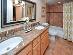 NEW! Beautifully redone bathroom and vanity!