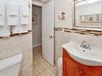 NEW beautifully remodeled bathroom