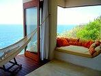 Main room south & west ocean view