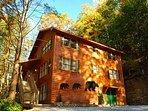 Bear Britches Lodge Cabin