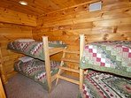 Bunk Beds in Lower