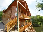 Bear Lake Lodge Cabin