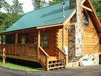 Western Charm Log Cabin