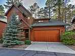 The property is located within the gated community of Pinetop Crossing.