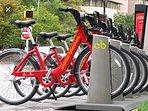 Bikeshare stations nearby