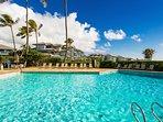 Poipu Sands swimming pool
