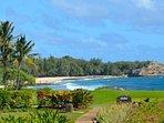 A wonderful place to walk and Mahaulepu Coastal Trail beyond.