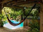 Relax in Key West hammock!