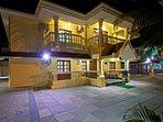 Phase 2 - 6 BHK villa night view
