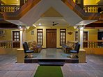 6 bedroom villa with swimming pool and kid's pool for rent in Calangute