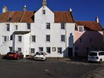 Historic Pittenweem buildings
