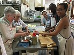 we organize cooking class/cultural tour