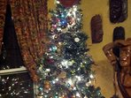 A Country Christmas tree for Holiday fun!