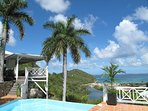 CASA BRANCA... a gorgeous tropical hideaway! Very private and quiet with lush gardens