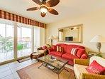 Turnkey furnished 3 bedroom, 2 bath luxury condo