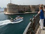Taranto at 50 km