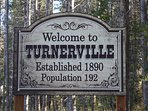 Welcome to Turnerville.