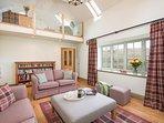 Living room/ mezzanine