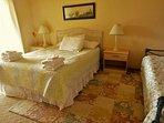 Mid level Queen master bedroom