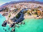 Nerja: Sus calles, sus playas, su Balcon de Europa sus cuevas,...
