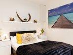 Superbly designed bedrooms