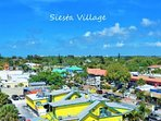 Famous 'Siesta Village' for Shopping and Dining!