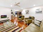 2nd lounge room