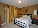 Master Bedroom at The Willow
