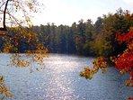 Enjoy the Highland Lake at Willow