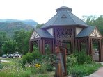 THERE ARE OVER 10 DIFFERENT MINERAL SPRINGS IN MANITOU SPRINGS