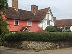 Charming medieval cottage in the heart of Lavenham