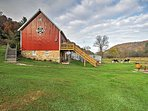 An unforgettable retreat awaits at this converted barn in Winona, Minnesota with 1 full bathroom and a fun sleeping...