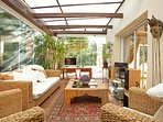 Conservatory - Chill Out Room