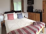 The Donkey Shed B&B - Annexe - Double en-suite