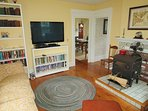 With Flat Screen TV - 265 Chatham Road Harwich Cape Cod New England Vacation Rentals