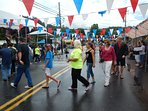 The Heritage Festival offers good music and old fashioned fun to visitors.