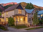 Amazing 4 Bedroom Home in Telluride's Historic District - The Historic Thompson House