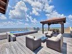 La Perla Sky...Cupecoy, St Maarten ******* 8555