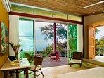 Each room has splendid designs.
