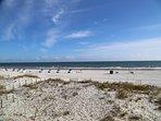 Castaways 2C - Panoramic View of Beach & Gulf from 2C Balcony