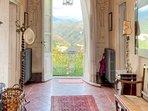 Amazing view, private pool, exclusive romantic , Coreglia Antelminelli, Lucca.