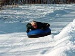 Winter Tubing ,for all Ages.