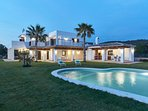 Perfect private and safe villa to holiday in nature this summer in Ibiza