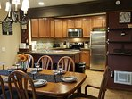 Mammoth Creek 4 rooms/3 bathroom Great Place!
