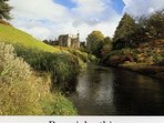 Birr Castle and the Camcor River