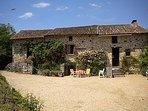 Dordogne farmhouse, Private Pool, Sleeps up to 10, St Martin de Fressengeas