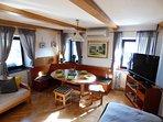 Living room/ TV room/big dining table