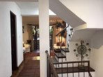 Our main house has three bedrooms and Casa Cho Co Latte has two. Can be rented separately.